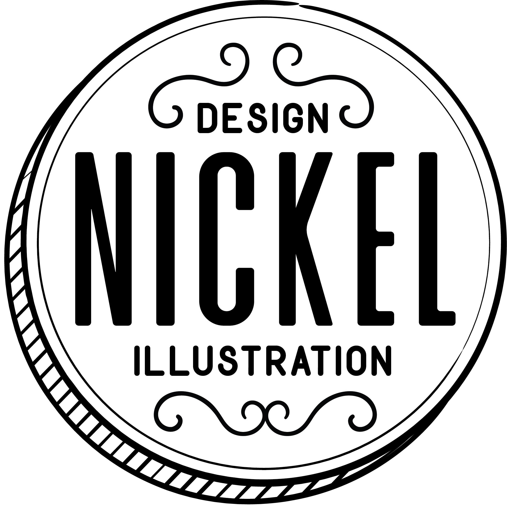 resume nicole nickel design illustration Export Resume
