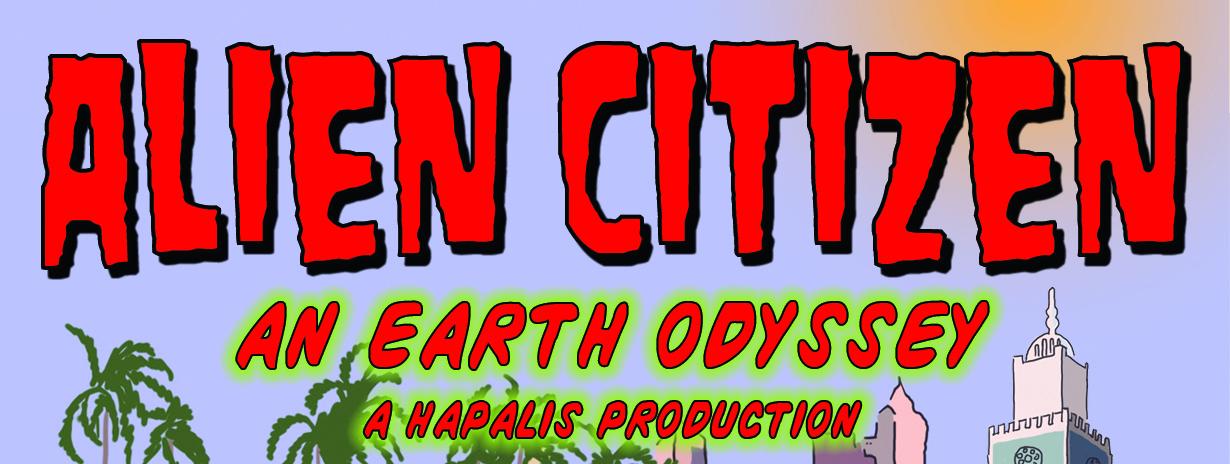 Workshop - Alien Citizen: An Earth Odyssey