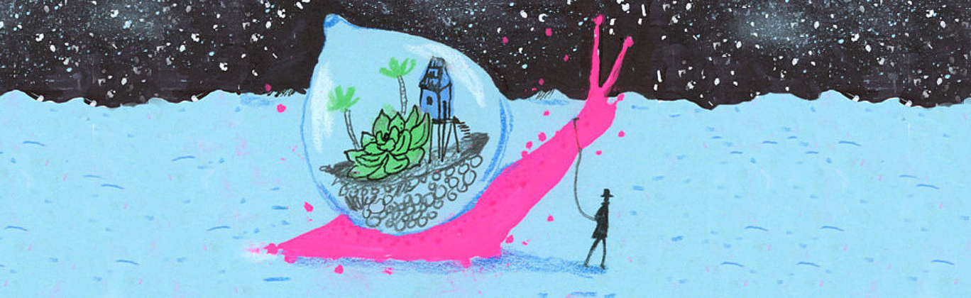Superbly Centre-Fuge NYC Mural - Jeromy Velasco Illustration EB22